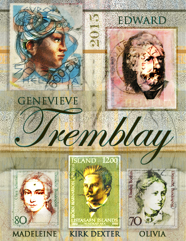 2015 Tremblay Family Stamp